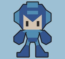 Mega man by Gefemon2