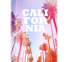 CALI Photographic Print