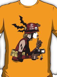Harley Quinn Tank Girl T-Shirt
