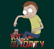 Rick To The Morty by youveseenthese