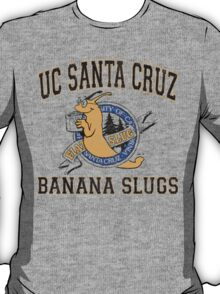 UC Santa Cruz Banana Slugs T-Shirt