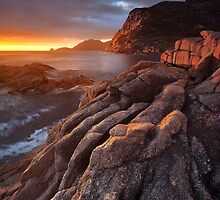 Sleepy Bay Sunrise by Nick Skinner
