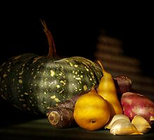 Autumn Fare by Clare Colins