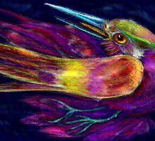 Kingfisher falling  La caida del Martin Pescador by Jesús Torrado Toro