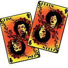 Afro Playing Cards (large) by TheArtPanda