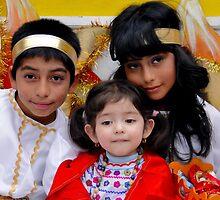 Cuenca Kids 423 by Al Bourassa