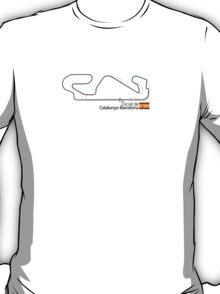 Circuit de Catalunya-Barcelona, Spain T-Shirt