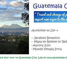 Guatemala City Travel Guide - www.guatemala-city.org by Guatemalacity