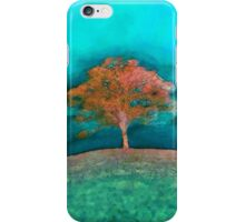 A solitary tree'... iPhone Case/Skin