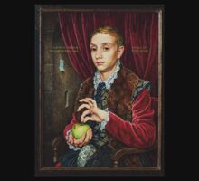 The Grand Budapest presents Boy With Apple T-Shirt