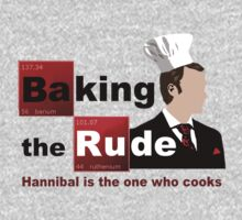 Baking the Rude - Hannibal - version 3 by FandomizedRose