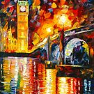 LONDON by Leonid  Afremov