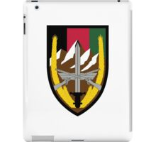 US Forces Afghanistan iPad Case/Skin