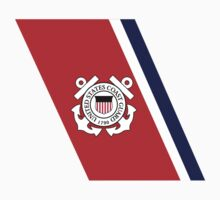 US Coast Guard Racing Stripe - Left by VeteranGraphics