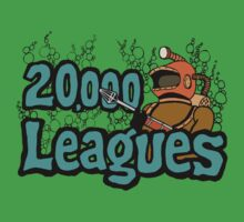 20,000 Leagues Under The Sea by hanrendar