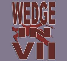 Wedge in VII - 1-2 by perilpress