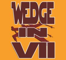 Wedge in VII - 2-2 by perilpress