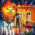 LOVE SONATA by Leonid  Afremov