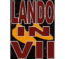 Lando in VII - 1-2 Photographic Print