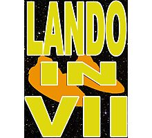 Lando in VII - 1-4 Photographic Print