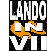 Lando in VII - 1-5 Photographic Print