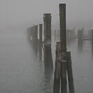 Harbor Mist by Barbara Gerstner