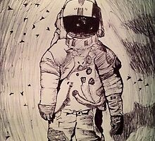 brand new Deja Entendu drawing by ienjoysoup08