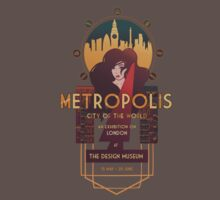 Metropolis: City of the World by mattydrewit