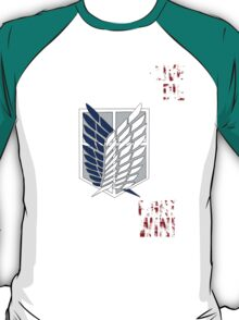 Attack on Titan Eren T-Shirt