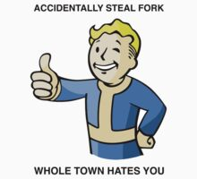 Fallout Vault Boy Meme by worshipXtribute