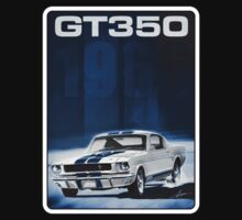 Shelby GT350 by timageco