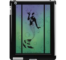 Silhouette Ariel iPad Case/Skin