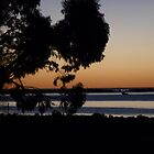 Dusk at Port Broughton by indiafrank
