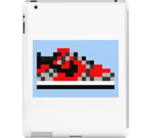 8-bit Kicks (Supreme) iPad Case/Skin