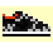 8-bit Kicks (Supreme) Photographic Print