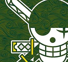 One Piece: Zoro (XXXL) by kinxx