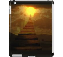 Stairway to Paradise... iPad Case/Skin