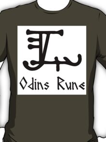 Viking Odins Rune T-Shirt