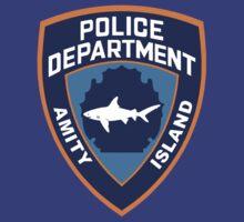 Amity island police department by CarloJ1956