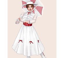 Mary Poppins (Jolly Holiday) by eclecticmuse