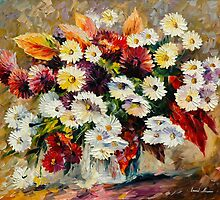 VERFOUR by Leonid  Afremov