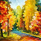 CALM DAY by Leonid  Afremov
