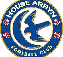 House Arryn Chelsea Football Club by Hellfire-Gamer