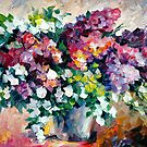 LILAC by Leonid  Afremov