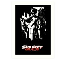 Sin City: A Dame to Kill For Art Print