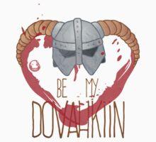 be my dovahkiin Kids Clothes
