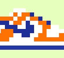 8-bit Kicks (Supa) by pixelfart
