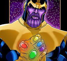 Thanos by mrfuzzynutz