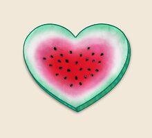 Summer Love - Watermelon Heart by Perrin Le Feuvre