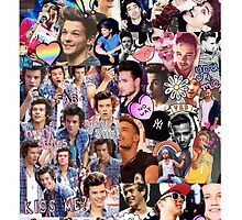 One direction collage by Ingwild